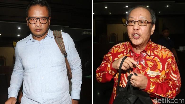 Korupsi e-KTP, Irvanto dan Made Oka Masagung Dituntut 12 Tahun Penjara