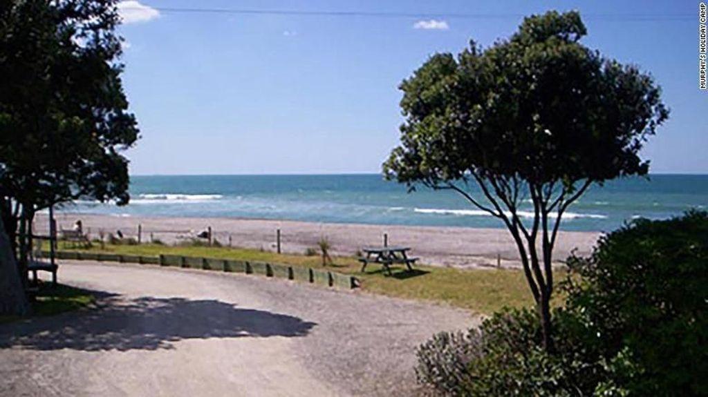 Ajaib! Bayi di Selandia Baru Selamat Usai Hanyut di Lautan