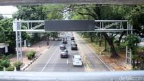 Motor akan Dilarang Melintas Jalur Mobil Berbayar di Jakarta
