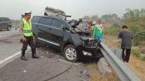 Tragedi Pagi Hari di Tol SuMo yang Tewaskan 5 Orang