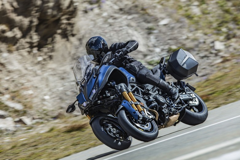 Yamaha Niken GT. Foto: Dok. Yamaha