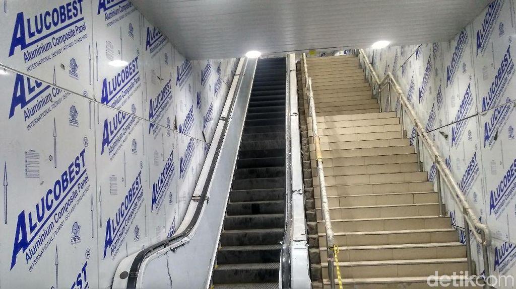 Video: Nyaris Rampung, Begini Penampakan Stasiun MRT Jakarta