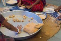Paratha, Artisan Bread yang Renyah Gurih dari India