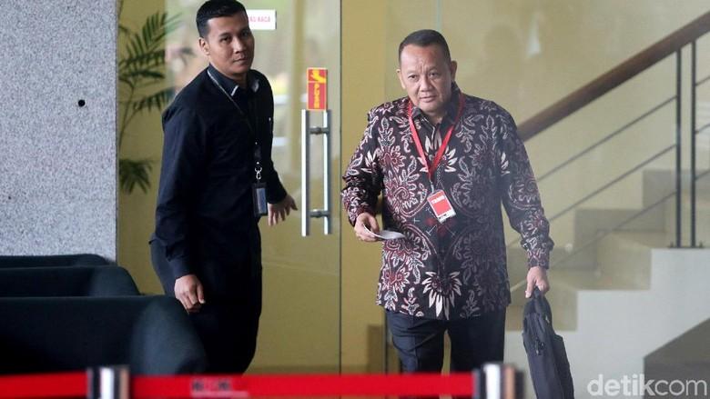 Eks Sekretaris MA Nurhadi Jadi Saksi Sidang Eddy Sindoro