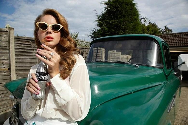 Lana Del Rey. Foto: Istimewa