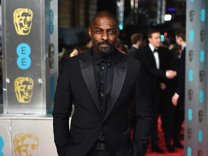 Aktor Idris Elba (Foto: Getty Images)