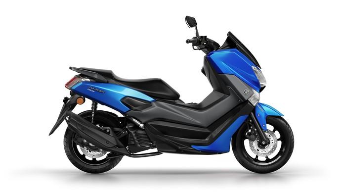 Warna Baru Yamaha Nmax Buatan Pulogadung di Eropa