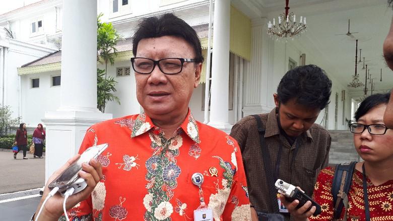 Tjahjo Soal Wagub DKI Masih Lowong: Partai Pengusungnya Saja Belum Satu