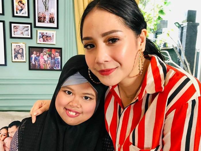 Rahmawati Kekeyi Putri curhat ke Nagita Slavina Foto: Instagram
