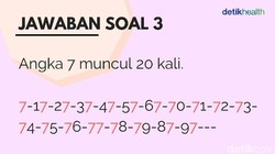 Matematika kadang tak disukai karena keterlibatan angka yang dinilai rumit. Namun untuk kamu yang jago, coba dulu tantang keahlianmu di sini.