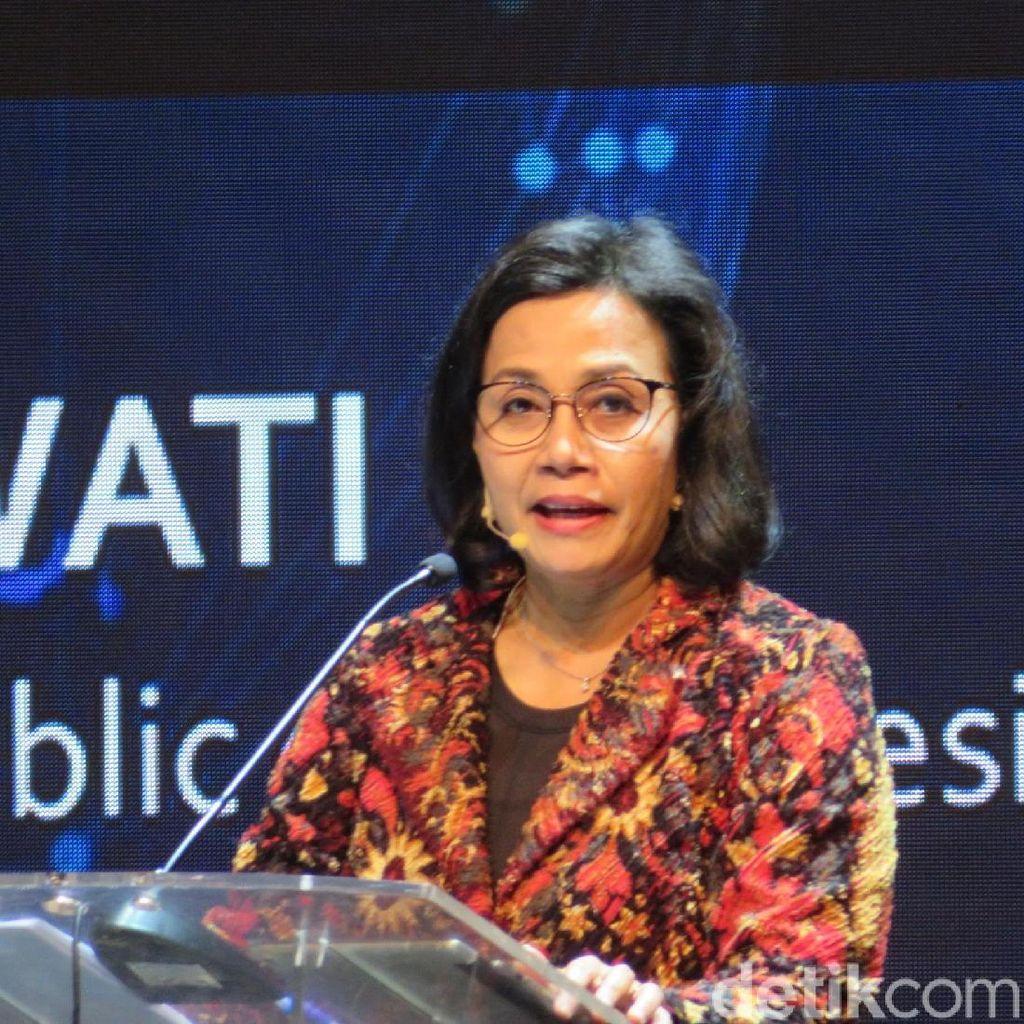 Prabowo Sebut Kekayaan RI Dinikmati 1% Penduduk, Sri Mulyani Buka Suara