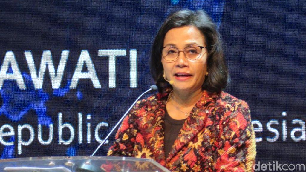 Sri Mulyani Buka Suara soal Ekonomi RI Minus 5,3%