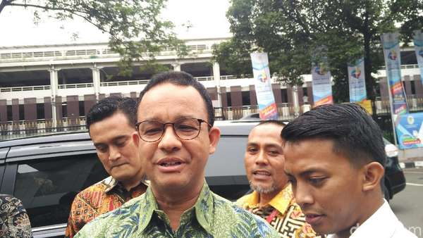Video: Anies Terus Komunikasi Soal Calon Pendampingnya di DKI