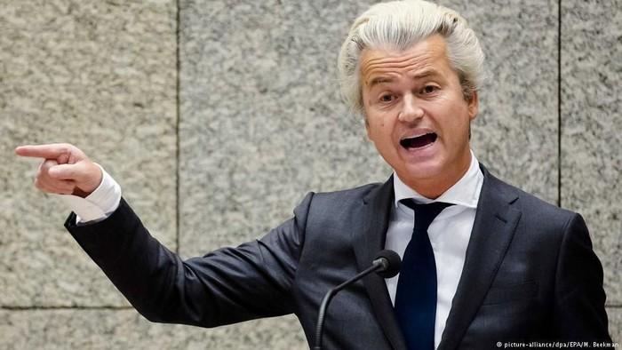 Asosiasi Masjid Tuntut Twitter Blokir Geert Wilders Karena Hasutan Kebencian