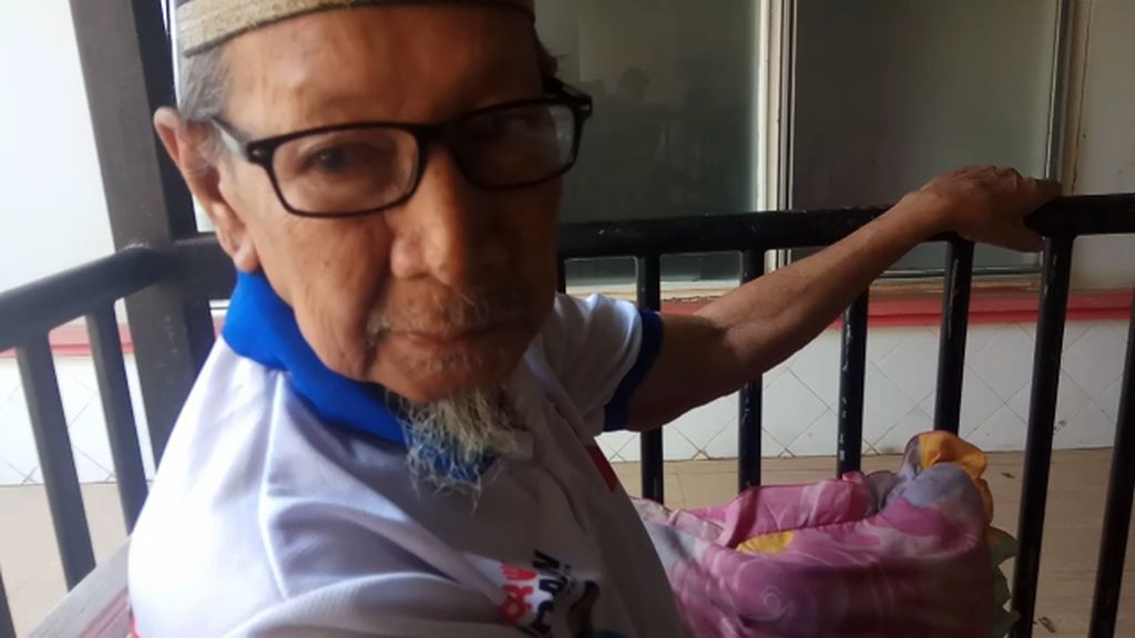 Tragedi Kakek 80 Tahun Gorok Leher Istri Gegera Tak Dilayani ML