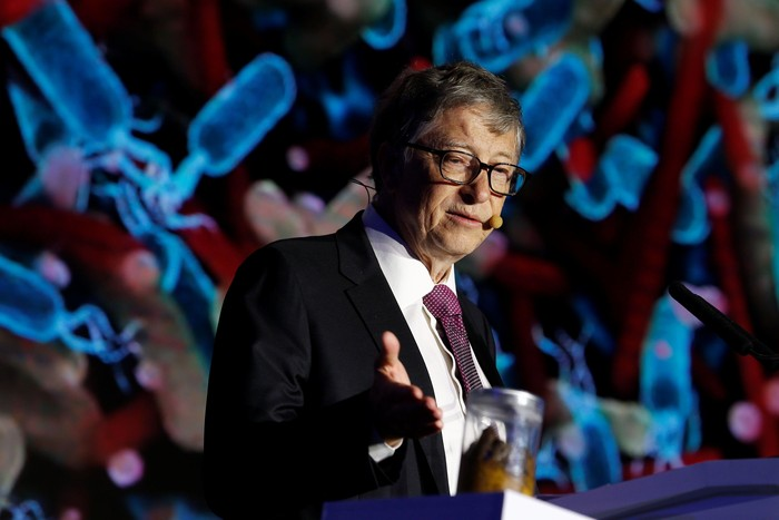 Bill Gates. Foto: Reuters