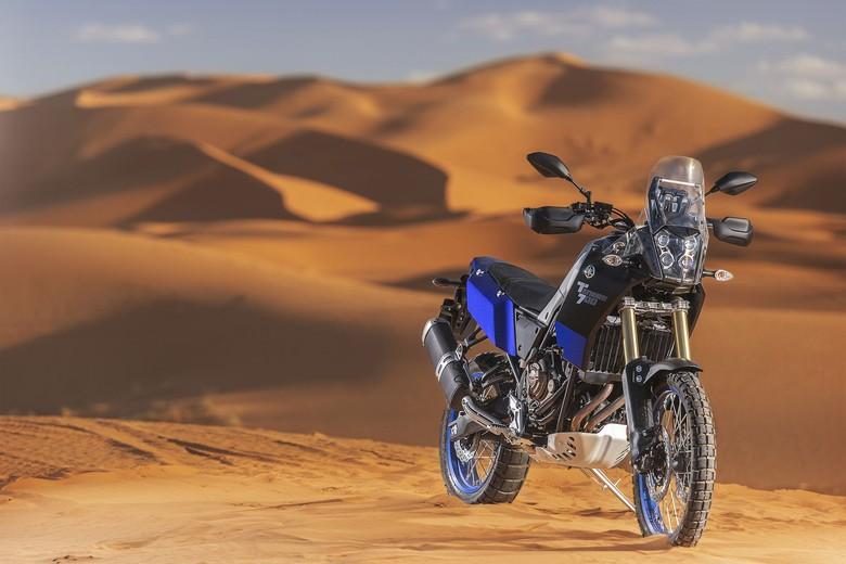Yamaha Tenere 700. Foto: Dok. Yamaha