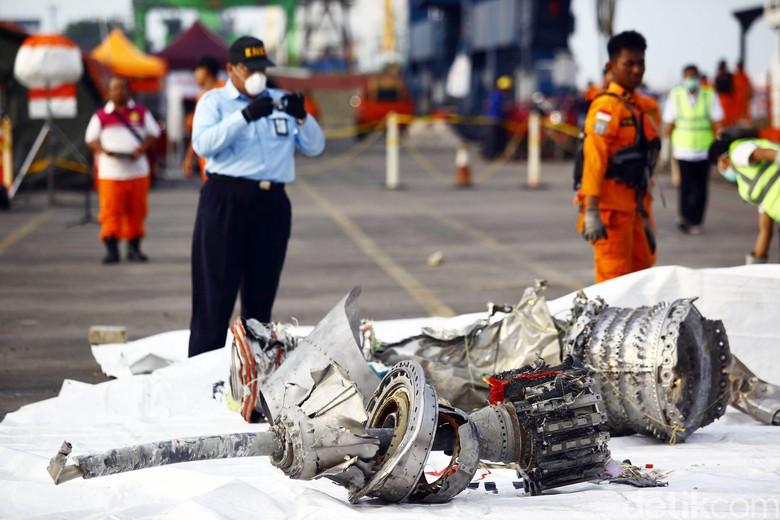 KNKT Ungkap Runutan Masalah Lion Air PK-LQP Hingga Jatuh di Karawang