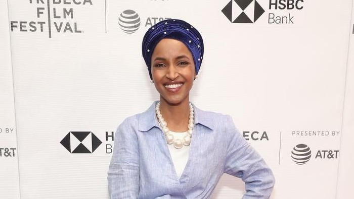 Ilhan Omar. Foto: Getty Images