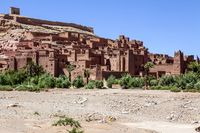 Bukan Sulap Bukan Sihir, Ada Benteng di Tengah Gurun Sahara