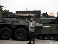 Pak Prabowo, Ini Lho Mesin Tempur Lokal yang Berkelas Internasional