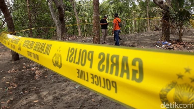 Polisi Ungkap Identifikasi Mayat Gosong di Bantul