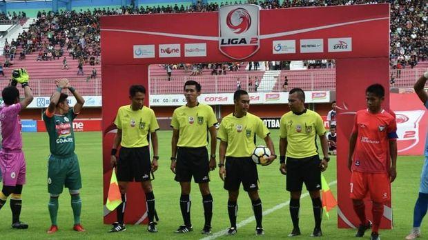 Ilustrasi Liga 2.