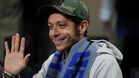 Rossi Berharap Hamilton Kunjungi Tempat Latihannya