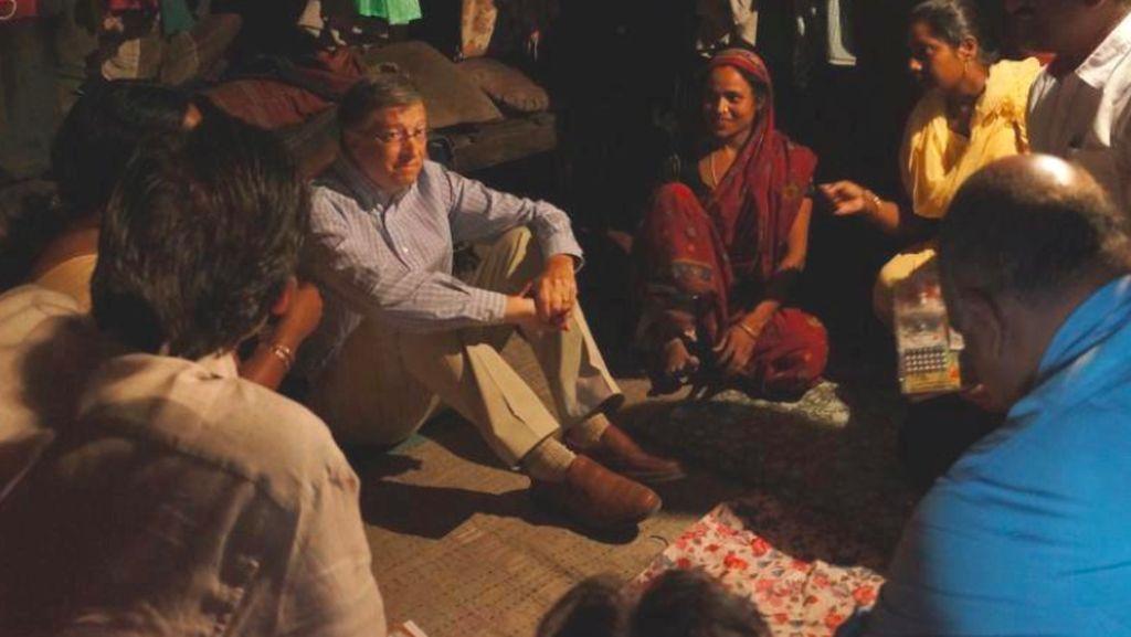 Hal-hal Tak Lazim yang Dilakukan Bill Gates