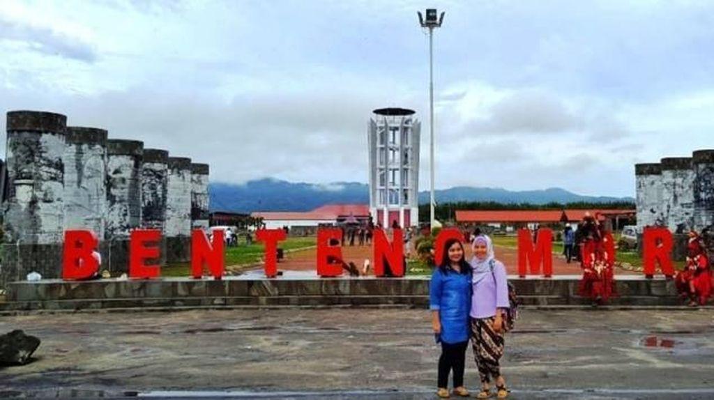 Benteng Moraya, Benteng Cantik Minahasa yang Kaya Sejarah