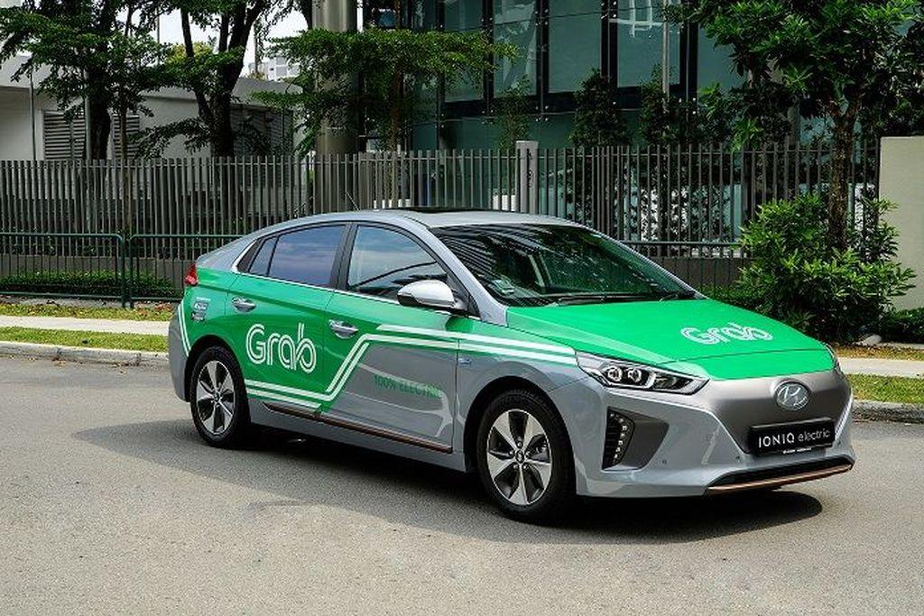 Perusahaan ride-sharing yang berbasis di Singapura dan beroperasi di Asia Tenggara ini memiliki valuasi sebesar USD 11 miliar (Rp 155 triliun). Foto: Grab