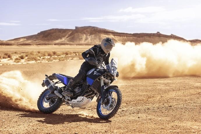 Moge Petualang Yamaha Tenere 700