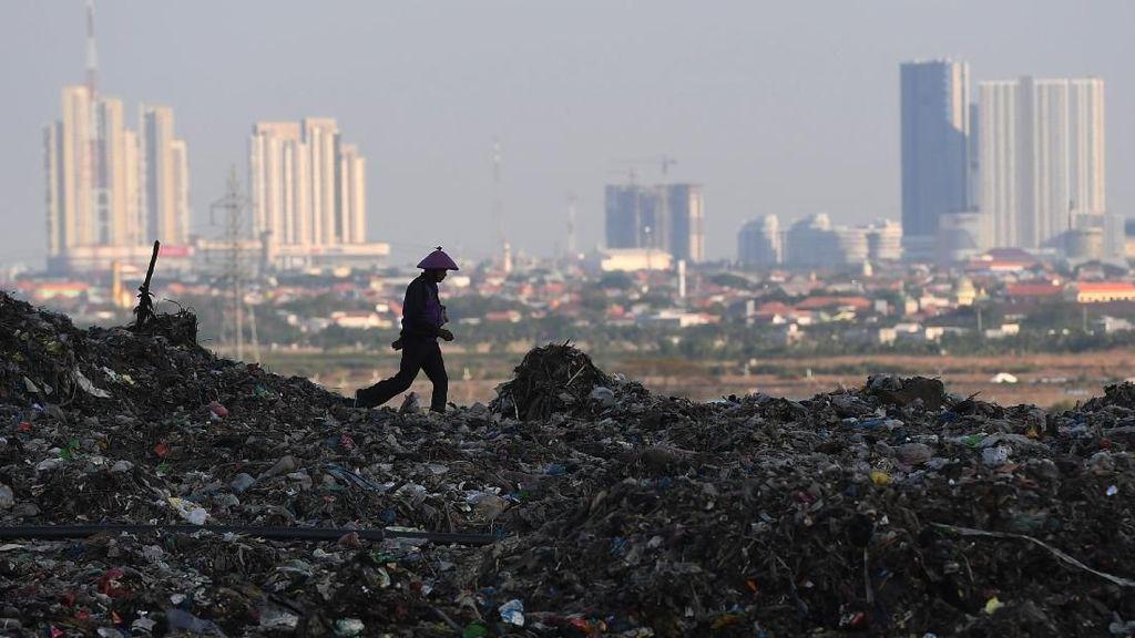 Sampah Disulap Jadi Energi di TPA Benowo Surabaya
