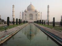Protes Membara di India, Turis Jauhi Taj Mahal