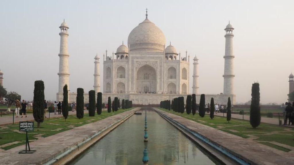 Kocak! Warga +62 Bandingkan Taj Mahal-Perkampungan Laiknya Mimpi Vs Nasib