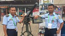 TNI AU Buat Senapan Serbu Mesin dari Bekas Pesawat Tempur