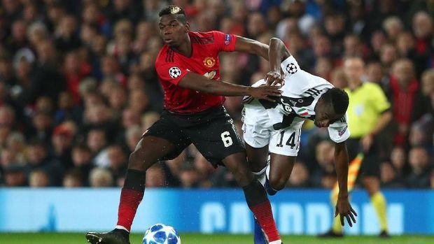Pogba menyebut Man United sudah menemukan performa terbaiknya.