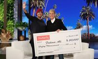 Ellen DeGeneres Sumbang Rp. 730 Juta Untuk Chef yang Terserang Kanker