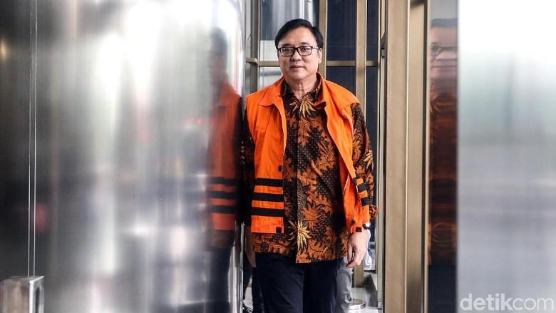 KPK Periksa Billy Sindoro untuk Dalami Kasus Suap Meikarta