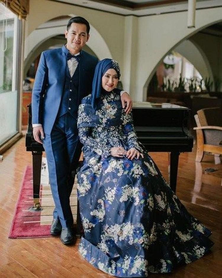 Tommy Kurniawan menikah dengan Lisya Nurrahmi di Banda Aceh pada 18 Februari 2018. Ini adalah pernikahan kedua Tommy. (Foto: Instagram @tommykurniawann)