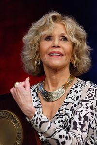 Usia Sudah 82 Tahun, Jane Fonda Stop Operasi Plastik
