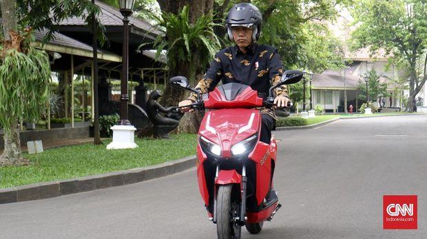 Jokowi Minta Gesit Meluncur Januari 2019
