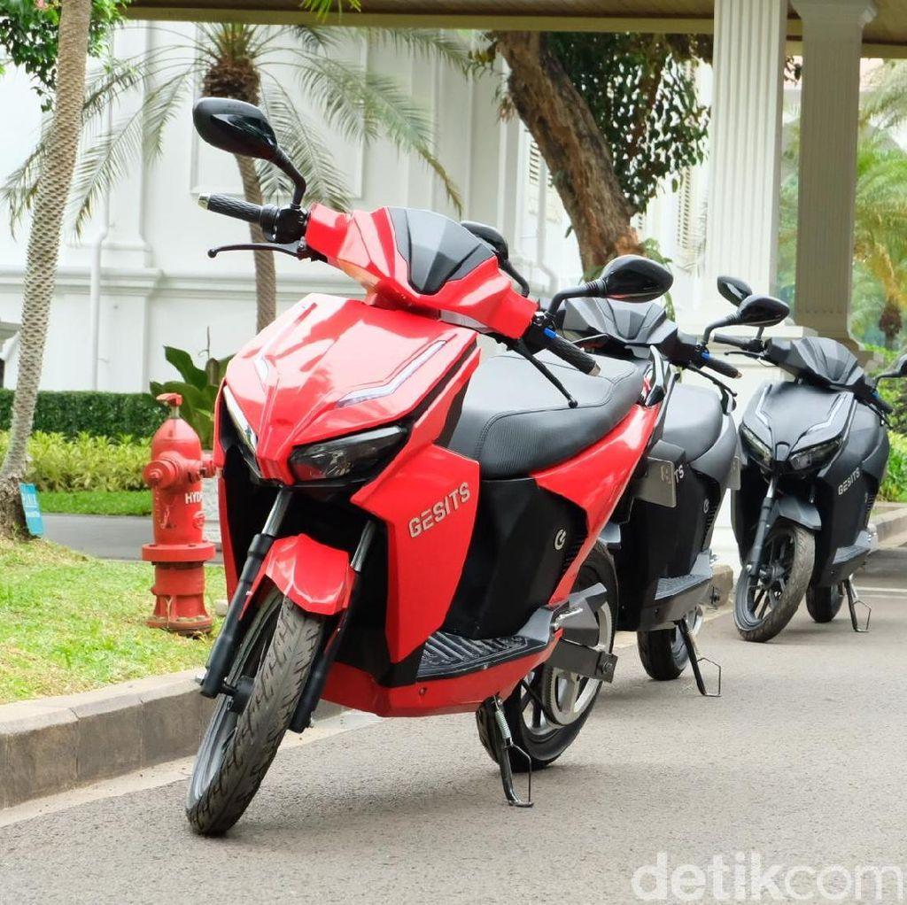 Modal Rp 8.250 Naik Motor Listrik Bisa Touring Jakarta-Sukabumi