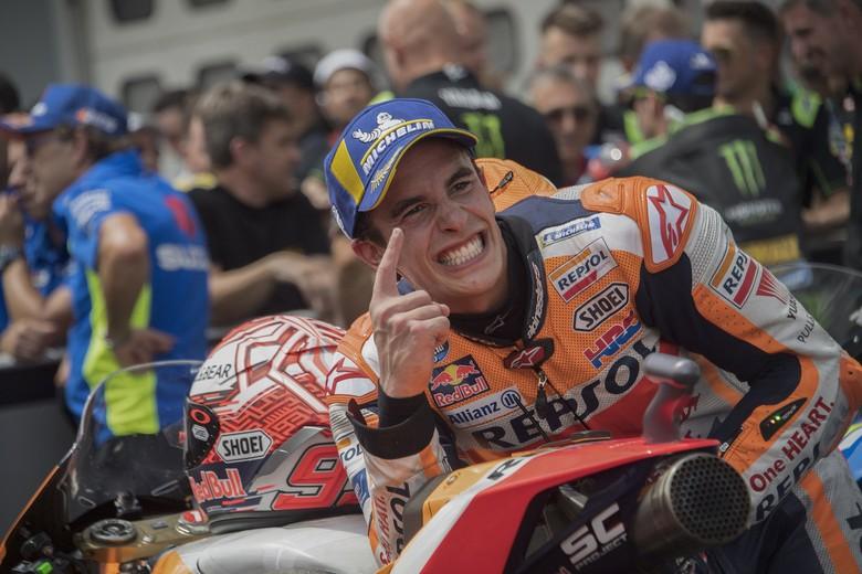 Marc Marquez. Foto: Mirco Lazzari gp/Getty Images