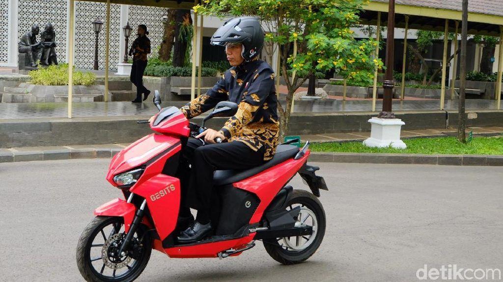 Berita Populer: Mobil BMW untuk RI 1, Jokowi Naksir Motor Gesits