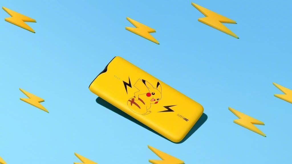 Lebih Dekat dengan Powerbank Pikachu yang Menggemaskan