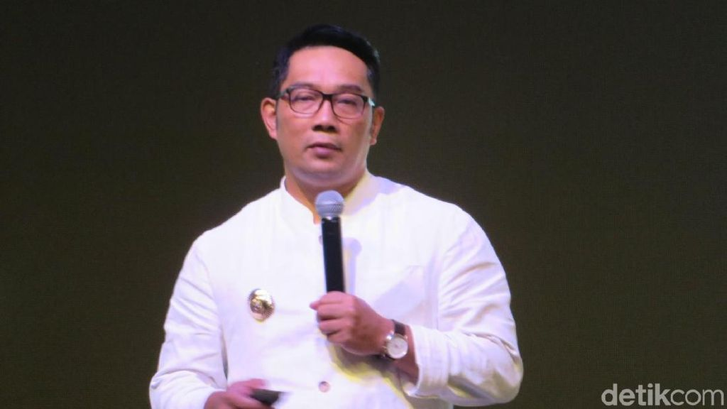 Ridwan Kamil Kenalkan Ekonomi Selfie ke Dunia, Seperti Apa?
