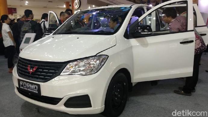 Wuling Formo Vs Daihatsu Gran Max