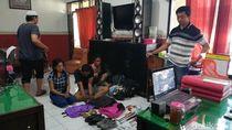 Garong 2 Rumah di Pasuruan, Pasutri Siri Diamankan
