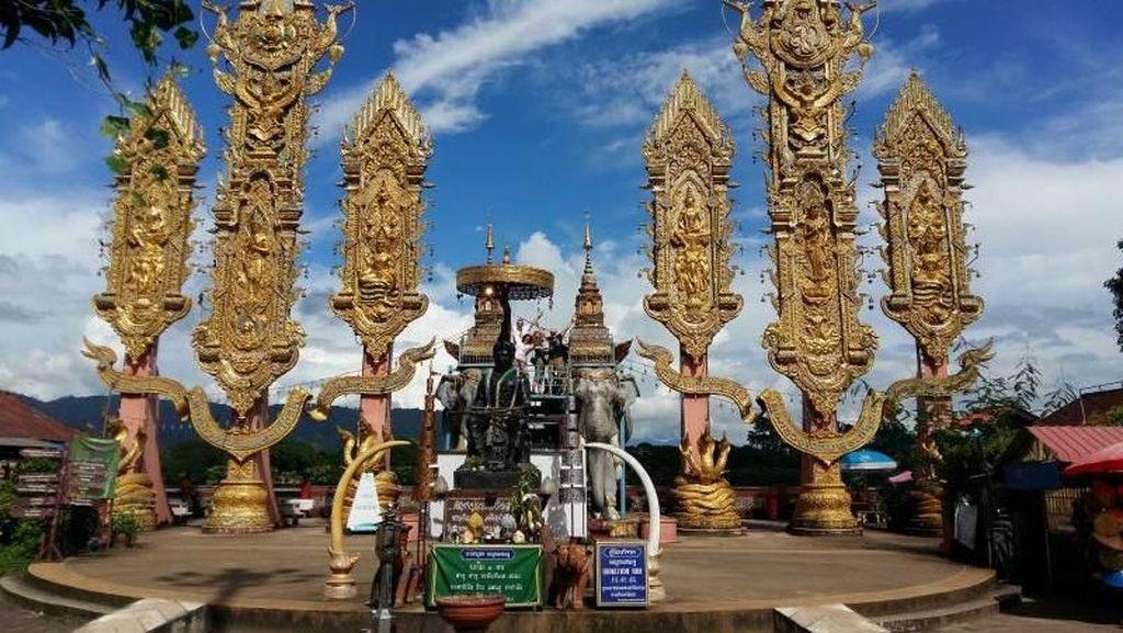 Menelusuri Jejak Sejarah Perdagangan Opium di Golden Triangle Thailand